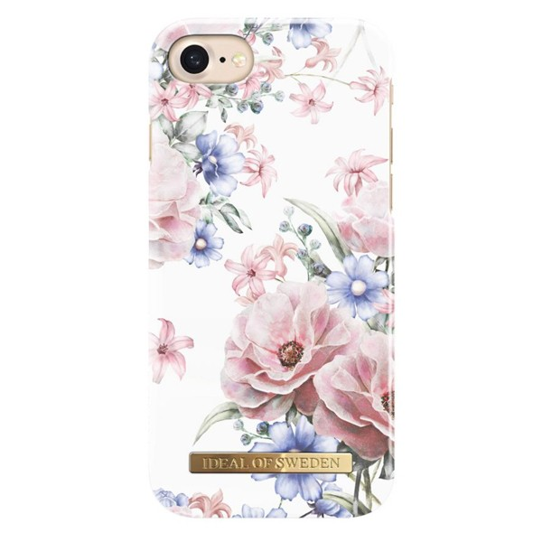 Apple iPhone 6 / 6s / 7 / 8 iDeal of Sweden suojakuori Floral Romance