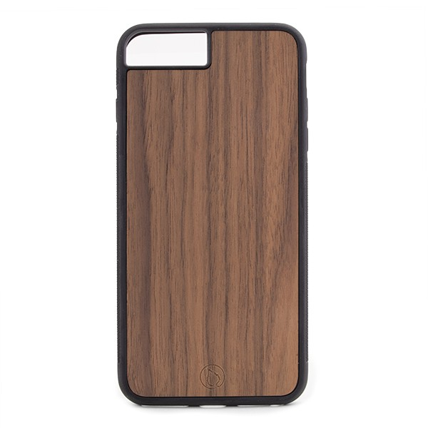 Apple iPhone 8 Plus / 7 Plus / 6s Plus / 6 Plus LastuCover Suojakuori, Walnut