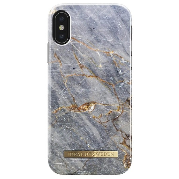 Apple iPhone X / XS iDeal of Sweden suojakuori Royal Grey Marble