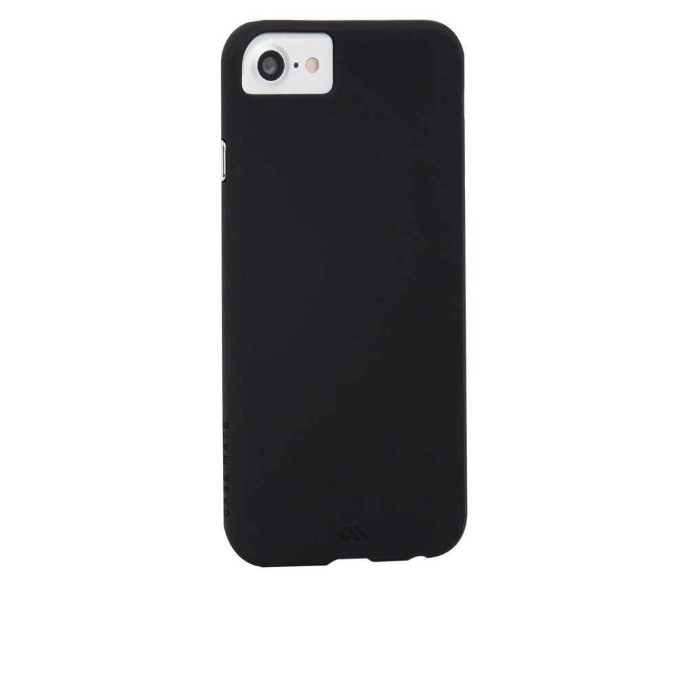 Case Mate Barely There Apple iPhone 7 / 8 Suojakuori, Musta