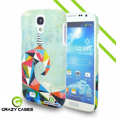 Grazy Cases Galaxy S4 suojakuori - CrazySail